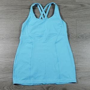 Lululemon Yoga Active top